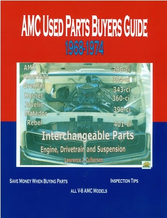 AMC Used Parts Buyers Guide